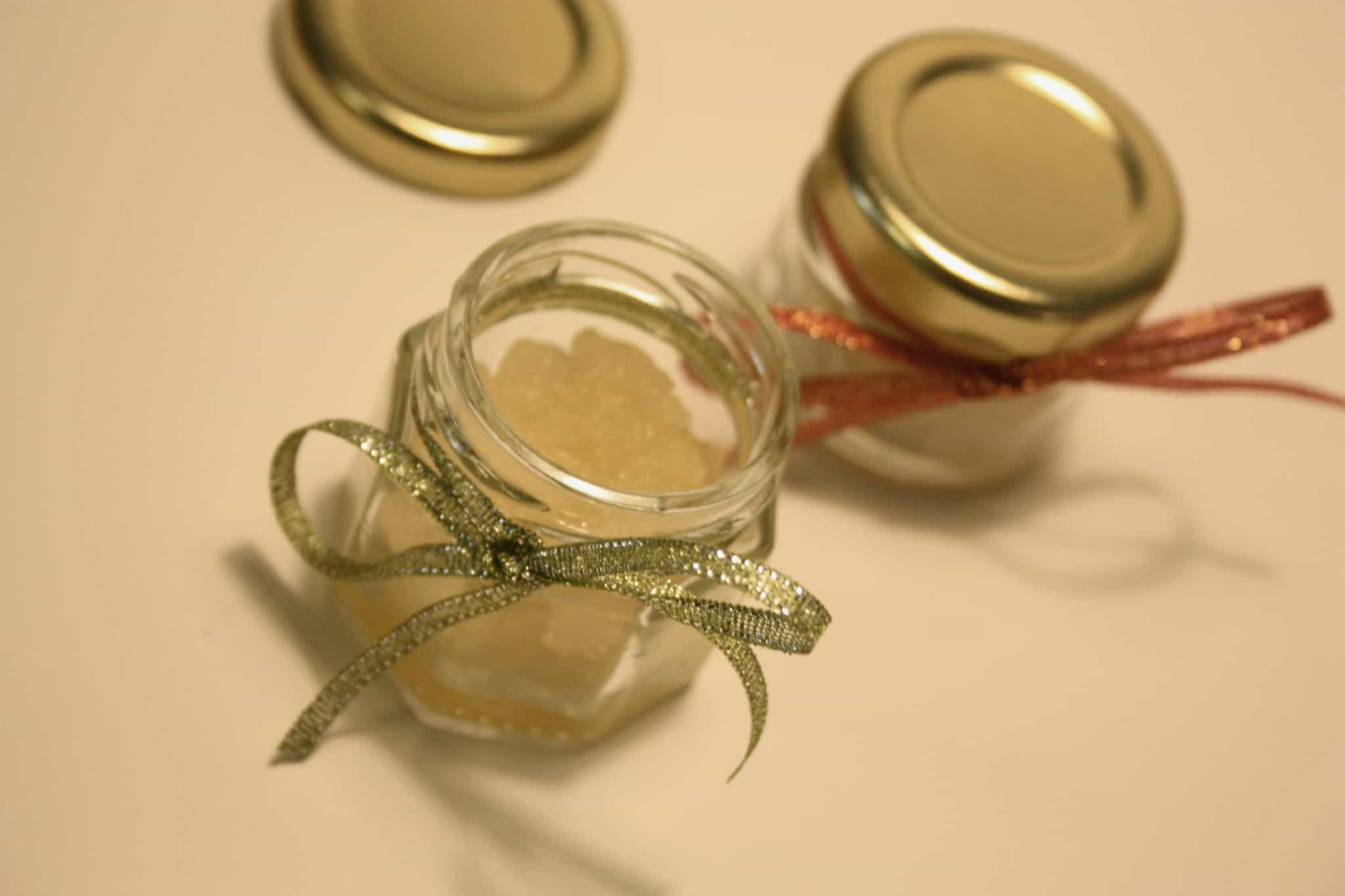 lip scrub diy6