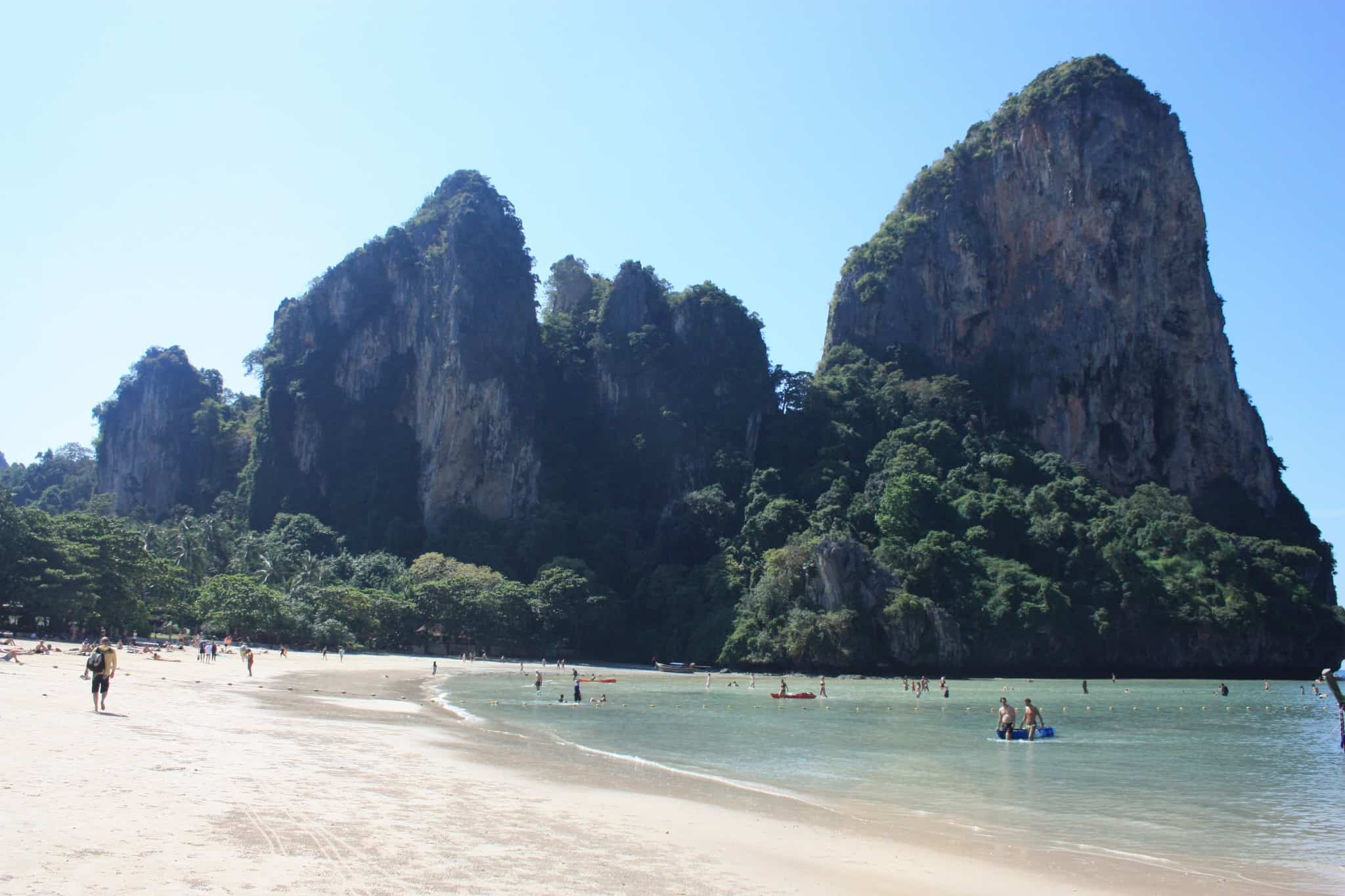 travel diary 4_ao nang_railay beach3