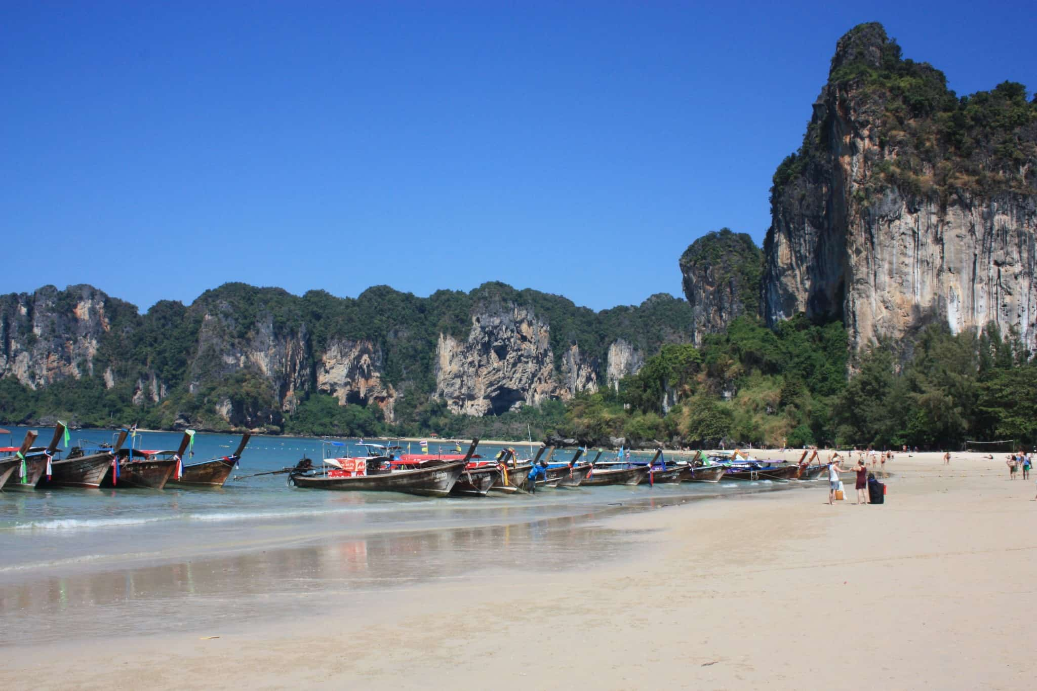 travel diary 4_ao nang_railay beach5