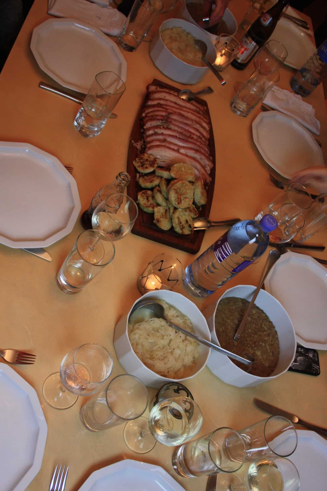 family dinner_schweinsbraten5